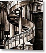 Serpentine Metal Print by Venetta Archer