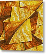 Shades Of Autumn Metal Print by Jack Zulli