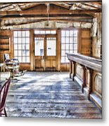 Shave And A Beer Metal Print by Fran Riley