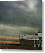 Shelter Metal Print by Terry Rowe