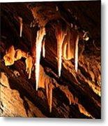 Shenandoah Caverns - 121212 Metal Print by DC Photographer