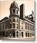 Shibe Park  Metal Print by Bill Cannon