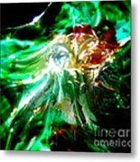 Shining Through The Glass II Metal Print by Kitrina Arbuckle