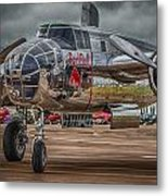 Shiny Mitchell Metal Print by Gareth Burge Photography
