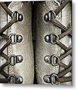 Shoes Metal Print by Frank Tschakert