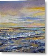 Shores Of Heaven Metal Print by Michael Creese