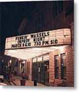 Showtime Metal Print by Jeff Bell