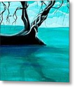 Silent Beauty Metal Print by Angie Phillips