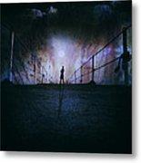 Silent Scream Metal Print by Stelios Kleanthous