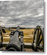 Silent Vigil At Gettysburg Metal Print by Mountain Dreams
