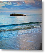 Skagen Light Metal Print by Inge Johnsson