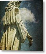 Sky Angel Metal Print by Terry Rowe