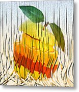 Sliced Fruit Metal Print by Jack Zulli