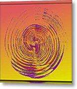 Slip In Time Metal Print by Tim Allen
