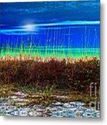 Solar Sky Metal Print by Laurel D Rund