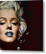Some Like It Hot Metal Print by Marie  Gale