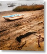 Someday My Ship Will Come In Metal Print by Bill Wakeley