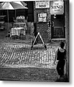 Something For Your Mind Metal Print by Bob Orsillo
