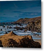 Sonoma Coast Metal Print by Bill Gallagher