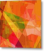 Sorbet Metal Print by Wendy J St Christopher