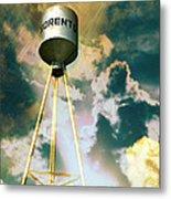Sorento Illinois Tower Metal Print by Marty Koch