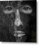 Soul Emerging Metal Print by Michael Hurwitz