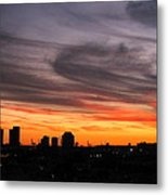 South Beach - 121250 Metal Print by DC Photographer