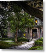South Entry Metal Print by Marvin Spates