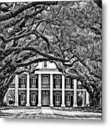 Southern Class Monochrome Metal Print by Steve Harrington
