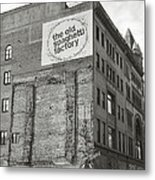 Spaghetti Factory II Metal Print by Steven Ainsworth
