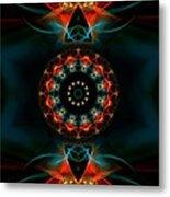Spiritual Magic Metal Print by Hanza Turgul