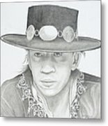 SRV Metal Print by Don Medina