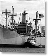 Ss American Victory Metal Print by David Lee Thompson