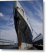 Ss United States By Jessica Berlin Metal Print by Jessica Berlin
