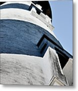St Augustine Lighthouse - Angels And Ghosts Metal Print by Christine Till