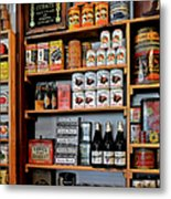 St Augustine's Oldest Store Metal Print by Christine Till