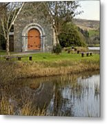 St. Finbarr's Oratory Metal Print by Thomas Glover