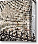 St Louis Cemetery No. 1 Metal Print by Beth Vincent