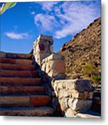 Stairway To Metal Print by Glenn McCarthy Art and Photography