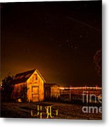 Starry Starry Night Metal Print by Patricia Trudell