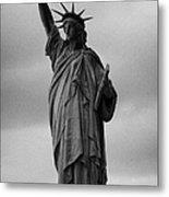 Statue Of Liberty New York City Usa Metal Print by Joe Fox