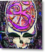 Steal Your Search For The Sound Two Metal Print by Kevin J Cooper Artwork