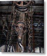 Steampunk - Industrial Strength Metal Print by Mike Savad