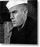 Steve Mcqueen As Sailor Metal Print by Retro Images Archive