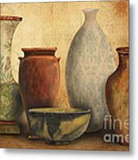 Still Life-d Metal Print by Jean Plout