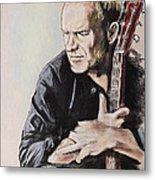 Sting Metal Print by Melanie D