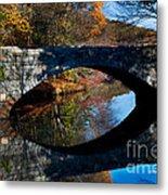 Stone Bridge Metal Print by Jim  Calarese