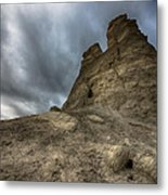 Stone Tower Metal Print by Garett Gabriel