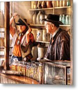 Store - The Messenger  Metal Print by Mike Savad