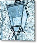 Street Lamp Metal Print by Tom Gowanlock